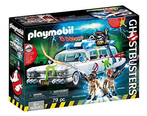 Playmobil - 9220 - Ecto-1 Ghostbusters