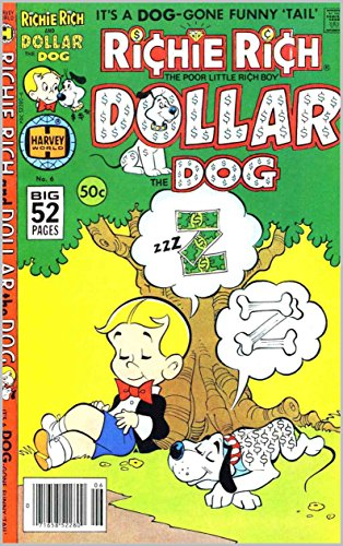 richie-rich-and-dollar-issue-6-english-edition