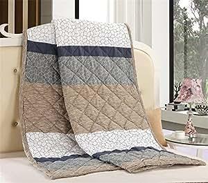 zhiyuan couette l g re d 39 t avec motif cube d 39 eau 180x220cm cuisine maison. Black Bedroom Furniture Sets. Home Design Ideas