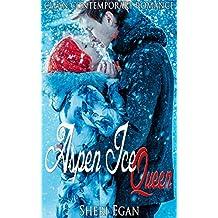 Aspen Ice Queen: Clean Contemporary Romance (English Edition)