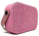 Denver 12616710 Bluetooth Lautsprecher BTS-63 pink