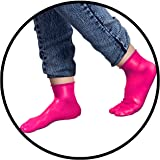 zency Vibhu Pharma Waterproof-Socks Pink