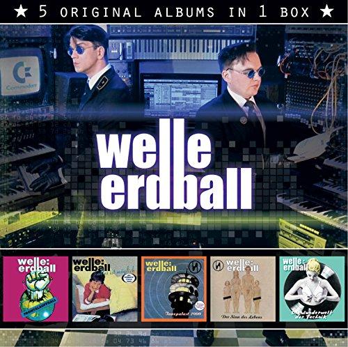 5 Original Albums in 1 Box - Zeigt Wellen