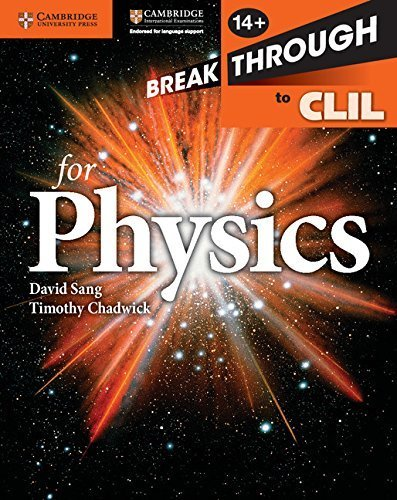 Breakthrough to CLIL for Physics Age 14+ Workbook by David Sang (2013-12-12)