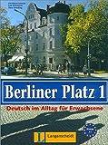 Berliner Platz, Band 1 - Lehr- und Arbeitsbuch 1 mit Audio-CD zum Arbeitsbuchteil: Deutsch im Alltag für Erwachsene