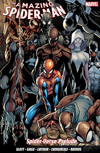 Amazing Spider-man Vol. 2: Spider-verse Prelude por David Hine