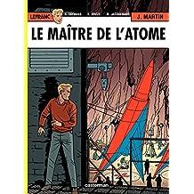 Lefranc (Tome 17) - Le Maître de l'Atome
