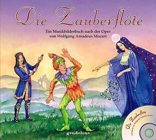 Die Zauberflöte + CD (Audio-bücher Von Schwarzen Autoren)