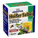Additiva Heißer Salbei, 10 St. Portionsbeutel