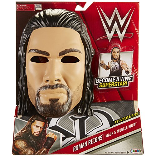 WWE 2216 Wrestling-Star Roman Reign Kostüm, One ()