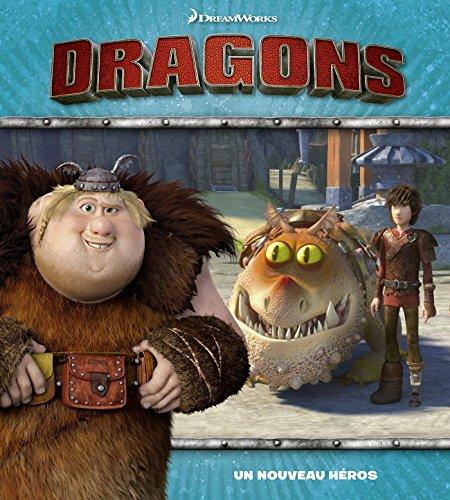 Dreamworks-Dragons - Un nouveau héros