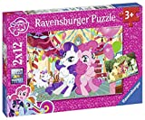 Ravensburger My Little Pony 2x 12Stück Puzzle