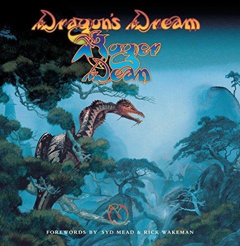 d3ec67046b63c Dragon's Dream by Roger Dean (2008-10-28)