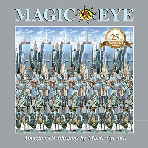 Magic Eye 25th Anniversary Book por Cheri Smith