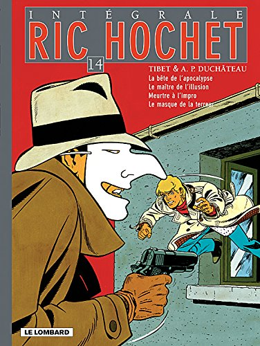 Ric Hochet - Intégrale - tome 14 - Ric Hochet - Intégrale