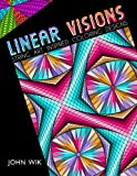 Linear Visions: String Art Inspired Coloring Designs