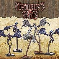 Avatars of War Beast Gargoyles | Dread Harpies