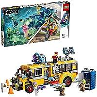 LEGO®-Hidden Side Le bus scolaire paranormal Jeu de Construction Interactif de Chasse Aux Fantômes Réalité Augmentée pour iPhone Android Garçon et Fille 8 Ans et Plus, 689 Pièces 70423