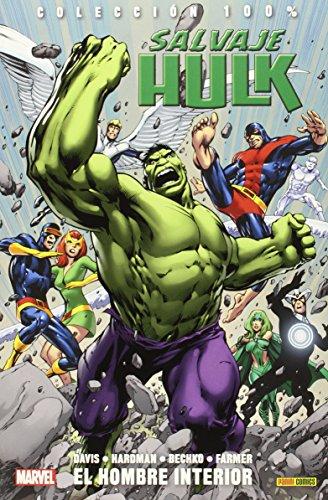 Salvaje Hulk 1. El Hombre Interior (COLECCIÓN 100% MARVEL) por Alan Davis