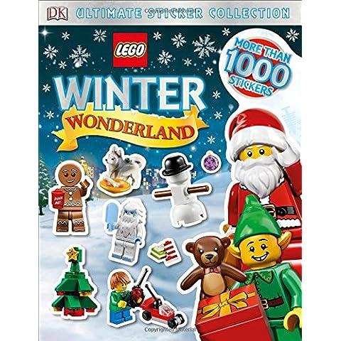 Lego Winter Wonderland Ultimate Sticker Collection (Dk Ultimate Sticker Collection)