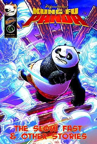 kung-fu-panda-the-slow-fast-amp-other-stories-dreamworks-graphic-novels-by-cv-designs-artist-christine-larsen-artist-matt-anderson-2-aug-2012-paperback