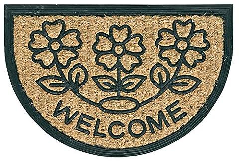Verdemax 5444 40 x 60 cm Welcome Arch Doormat