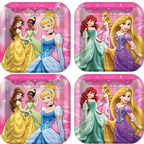Disney Very Important Princess Dream Party Essteller 24 Teller 3er Bündel