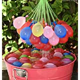 Generic Holi Water Balloons Maker (Multicolour) -10 Pack/1110 Balloons