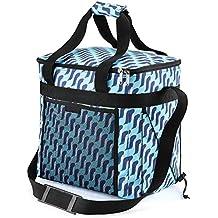 Cabin Max Picnic Cool Bag Large- 28 litros -mochila con cintas para los hombros (Pingüino)