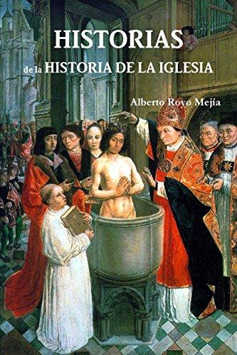 Portada del libro Historias de La Historia de La Iglesia