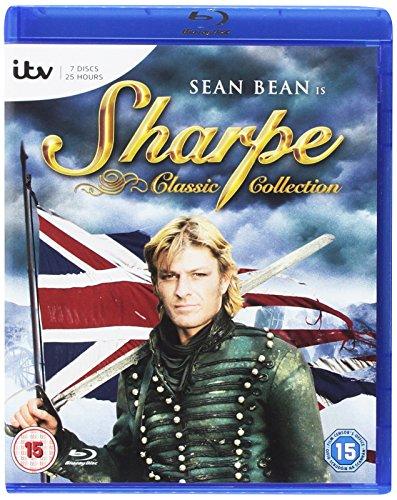 Sharpe Boxset [Blu-ray]