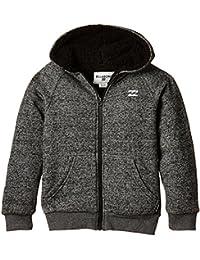 Billabong Balance Sherpa Sweat-shirt à capuche zippé Garçon