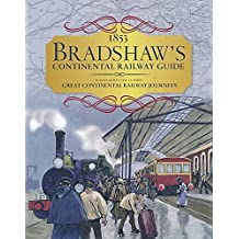 1853 Continetals Railway Guide