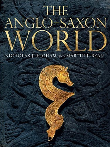 The Anglo-Saxon World by Nicholas Higham (2015-10-27)