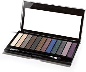 Make Up Revolution London Hot Smoked Redemption Palette, 14g