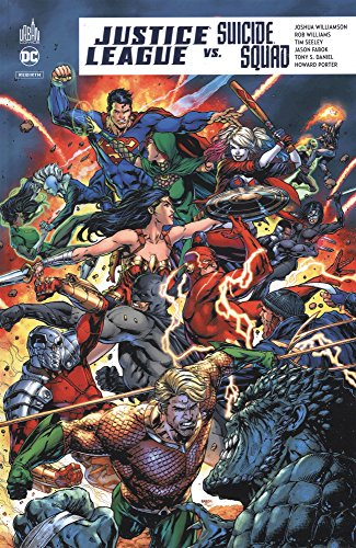 Justice League vs Suicide Squad