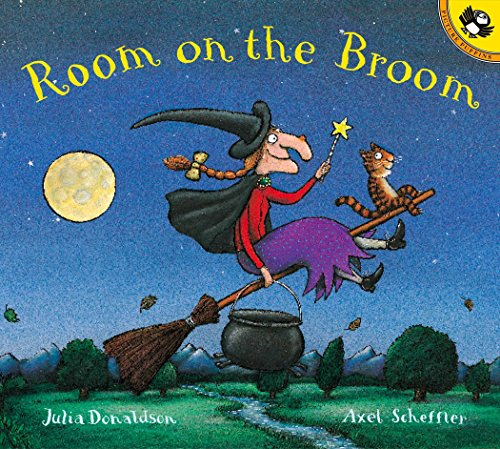 Room on the Broom (Picture Puffins) por Julia Donaldson