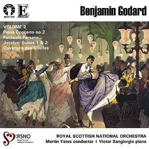 Godard:Piano Concerto No.2 [Import allemand]