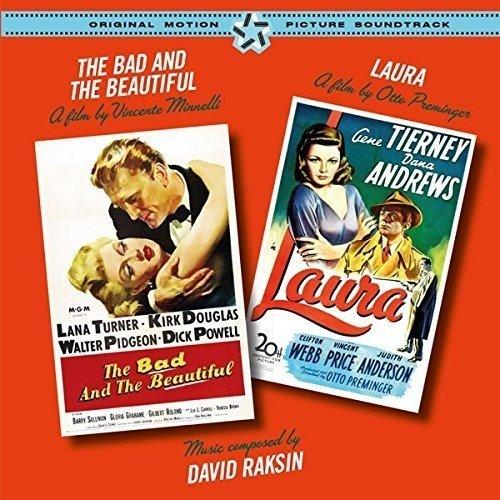 The Bad and the Beautiful+Laura (Ost)+7 Bonus