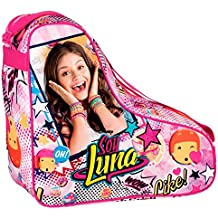 Soy Luna Surprise - Bolsa Portapatines, Color Rosa