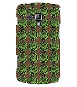 PrintDhaba Pattern D-5427 Back Case Cover for SAMSUNG GALAXY S DUOS 2 S7582 (Multi-Coloured)