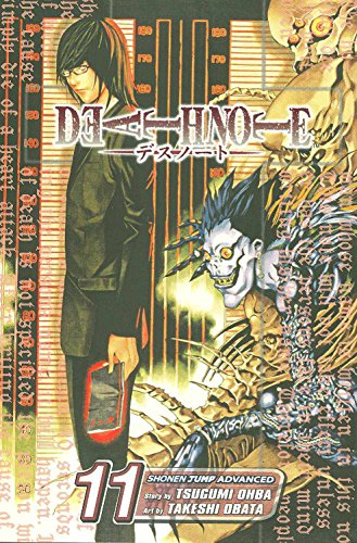 DEATH NOTE GN VOL 11 (C: 1-0-0): v. 11