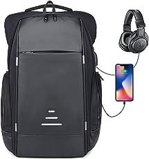 Netchain Laptop Backpack Anti Diebstahl Rucksack Business Taschen Rucksäcke fur 15.6 Zoll Notebook Wasserdichte Schultasche Schulrucksack Daypack für Herren Damen