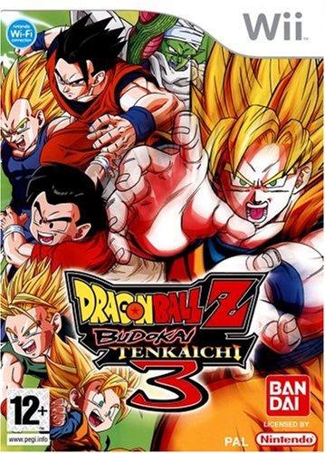 DBZ Budokai Tenkaichi 3 [Edizione: Francia]