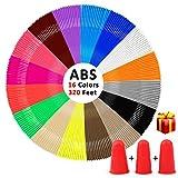 Best Stampanti a colori senza fili - Filamento 3d , kungfuren 16 colori 1,75 millimetri Review