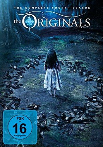 The Originals - Die komplette vierte Staffel [3 DVDs]