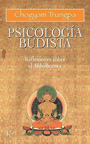 Psicología budista: Reflexiones sobre el Abbidharma