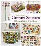 Granny Squares: Hübsch gehäkelt für zu Hause