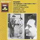 Wagner: Die Walküre, Act I