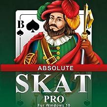 Absolute Skat Pro für Windows - Multilinguale (englisch / deutsch) Version [PC Download]